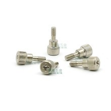 M3.0 x 8mm Sliver Thumb Screws (M3X8-5-S)